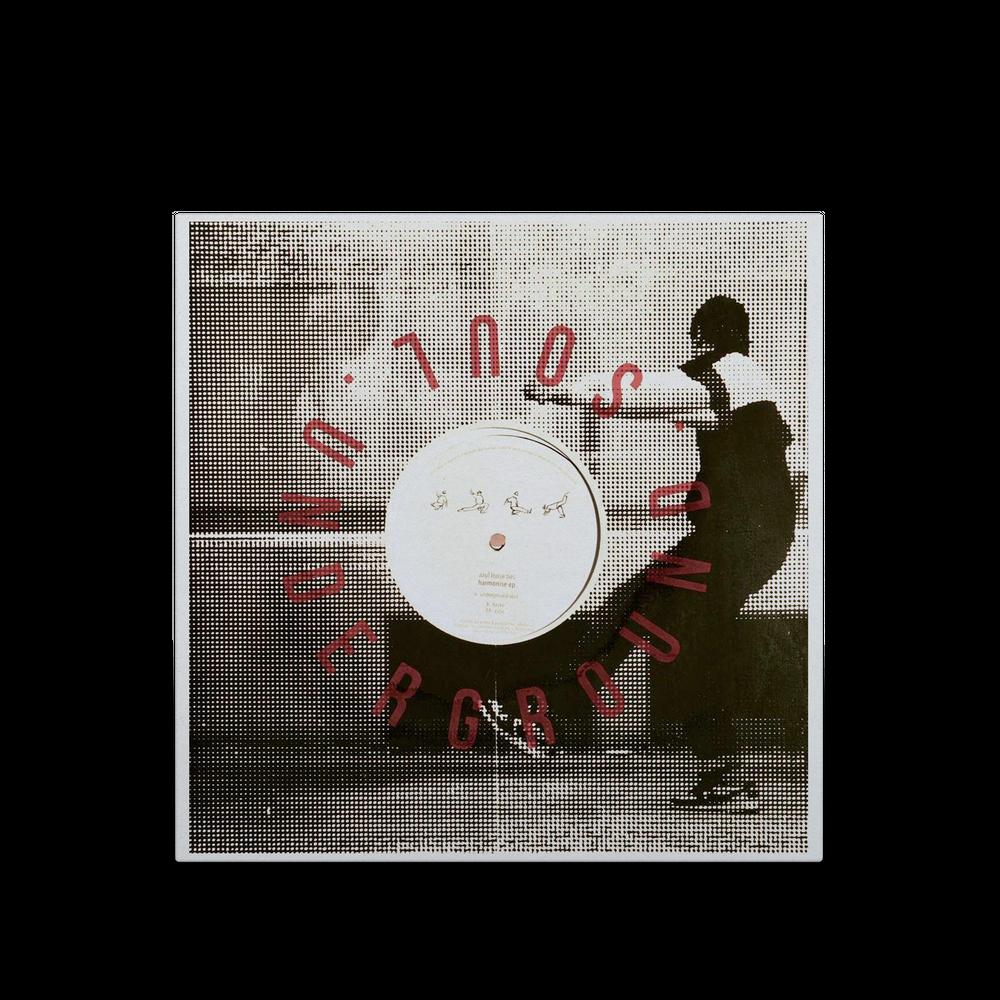 Azul Loose Ties - Harmonise EP