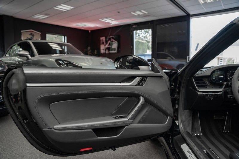 Porsche 911 992 S Cabrio Sport Design Pakket Ventilatie Led Matrix Chrono Sport Uitlaat 3.0 Carrera S afbeelding 21