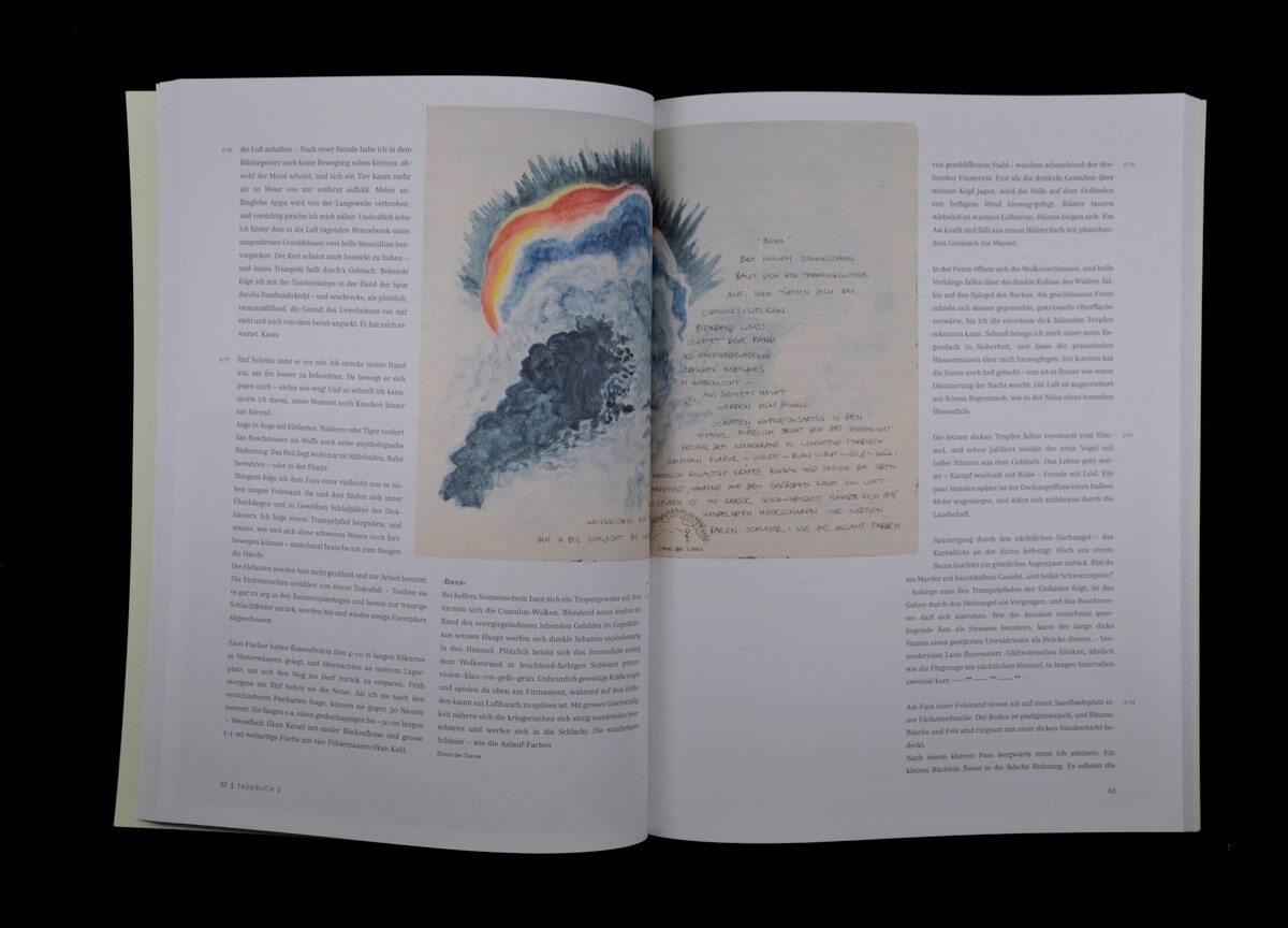 Tagebücher aus dem Regenwald von Bruno Manser.