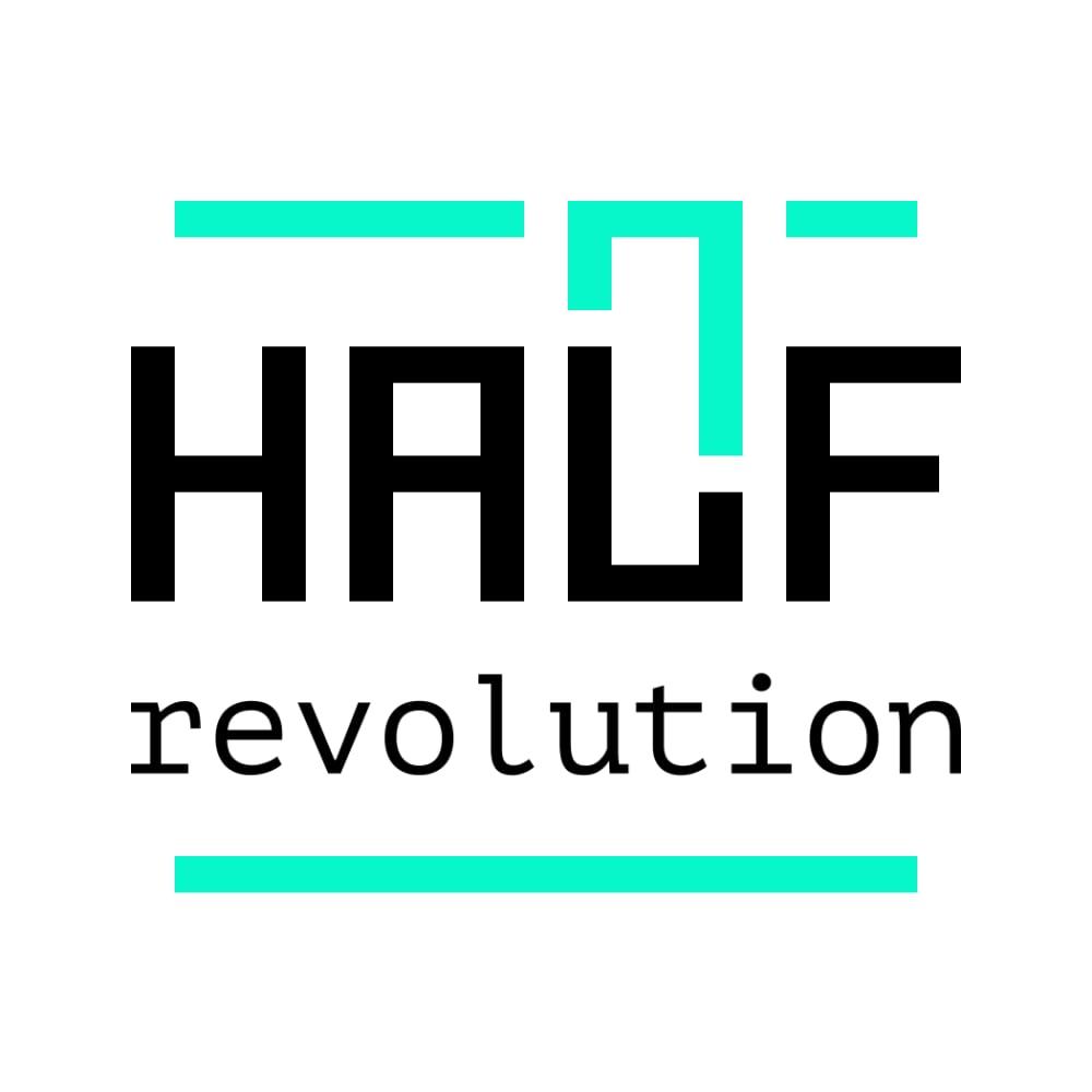 Logo half.re
