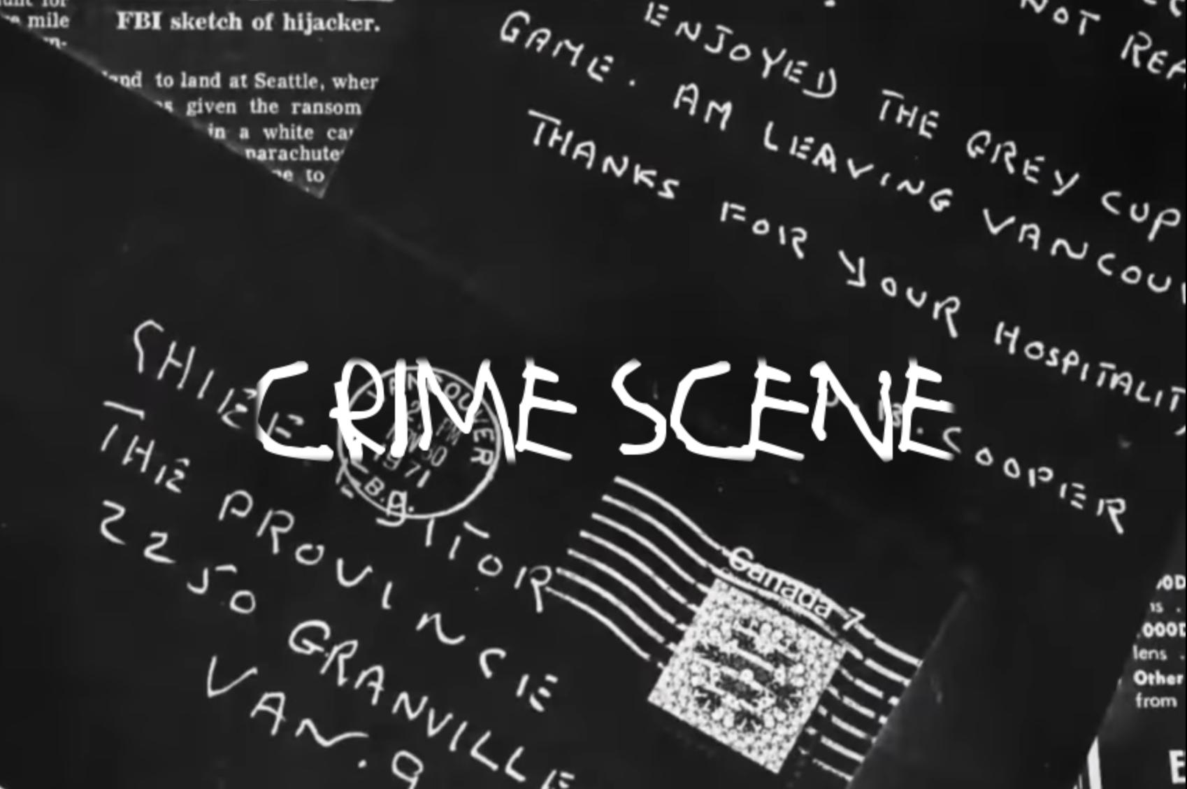 New Channel: Crime Scene