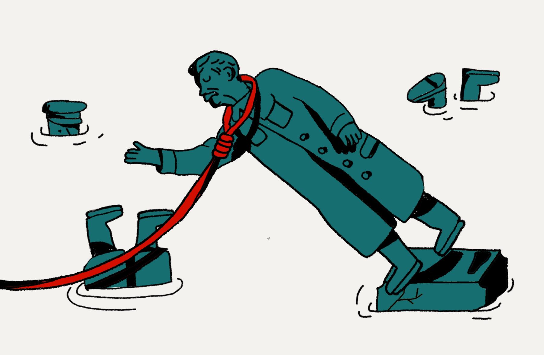 Иллюстрация: Тим Яржомбек, специально для Bookmate Journal/