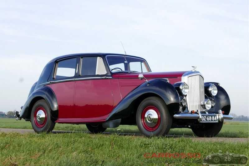 Bentley MARK VI Sports Saloon 4.25 Litre afbeelding 5