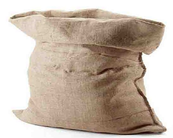 Jute bag small