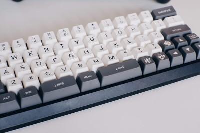 ลองทำ mechanical keyboard แบบไม่ใช้ plate