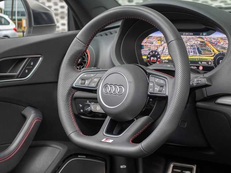 Audi A3 cabriolet 2.0 TFSI S3 quattro | B&O Sound | Adapt.Cruise | Dynamic RED | Stoelverwarming | LED | Climate-control | afbeelding 13