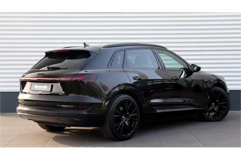 Audi e-tron 55 quattro Advanced Bang & Olufsen, Panoramadak, Head-Up Display, Soft-Close afbeelding 5