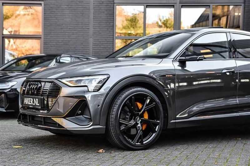 Audi e-tron SPORTBACK 55 QUATTRO S-EDITION HEAD-UP+22INCH afbeelding 12