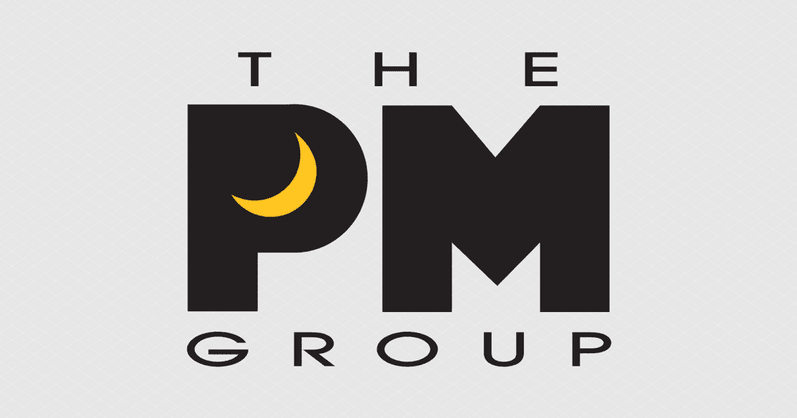 The PM Group logo