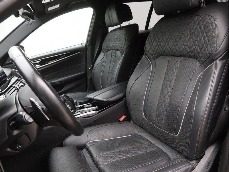 BMW 5 Serie M550xd Touring High Exe, full option ! afbeelding 5