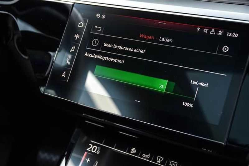 Audi e-tron 55 QUATTRO PANO.DAK+360CAM+HEADUP+B&O afbeelding 13