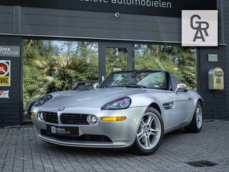 BMW Z8 | Rood leder | Origineel | Concours staat afbeelding 1
