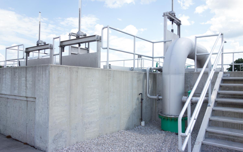 PUB water treatment facility