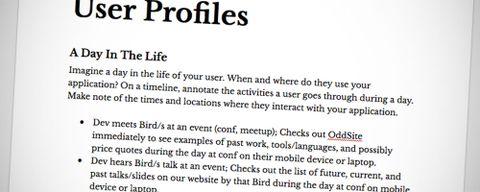 oddsite user profiles