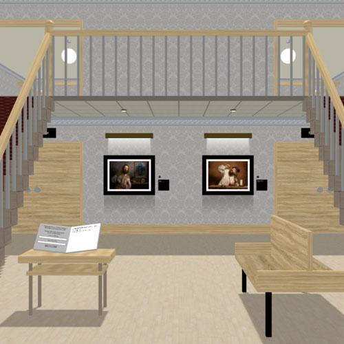 VR Mansion Gallery