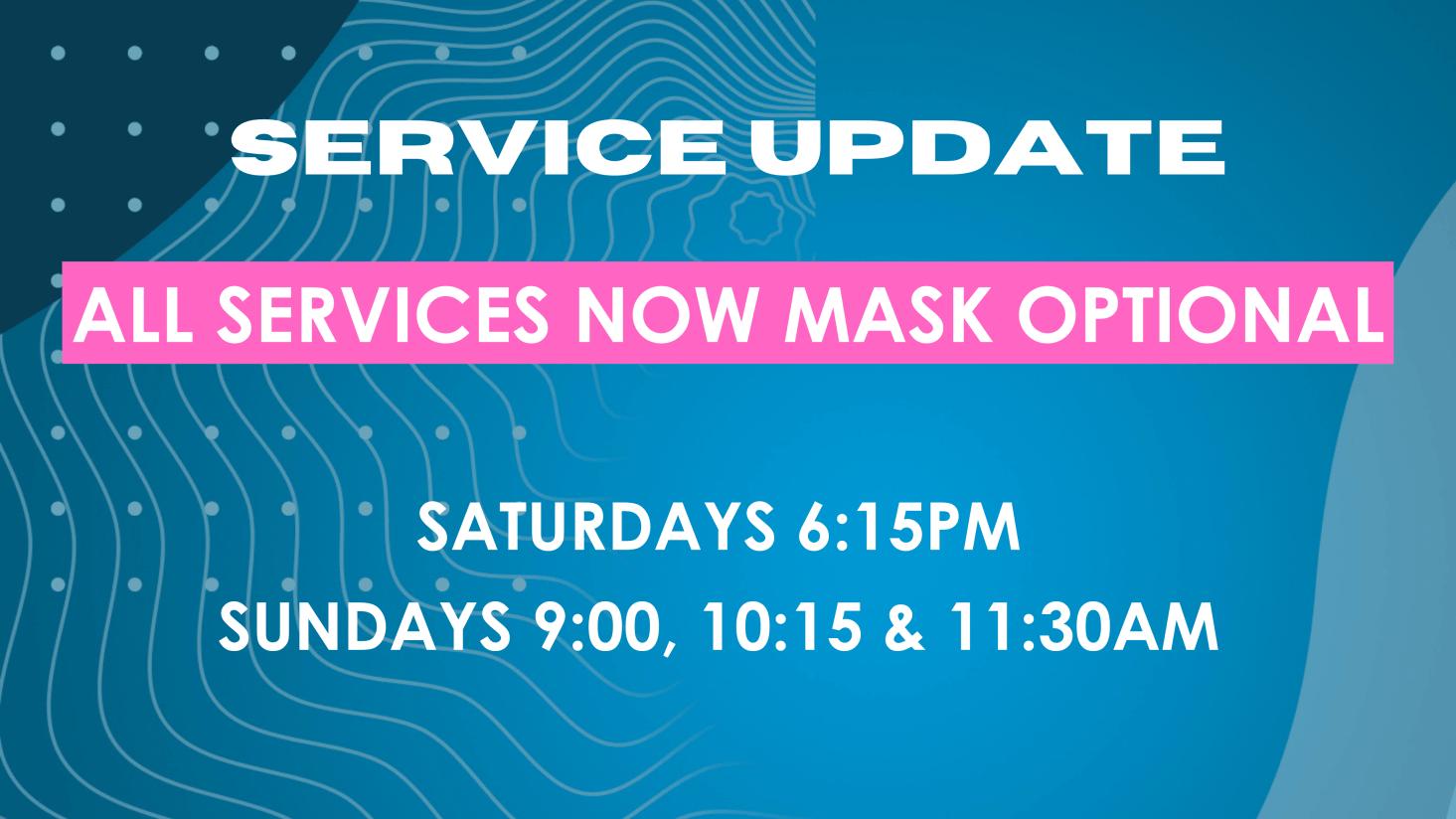 masks-church-no-service