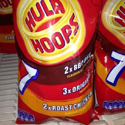 Hula Hoops Multipack Crisps
