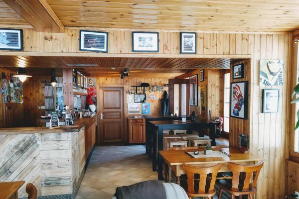 Hotel - Bar - Bistro