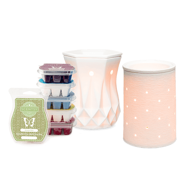 Perfect Scentsy - $40 Warmers