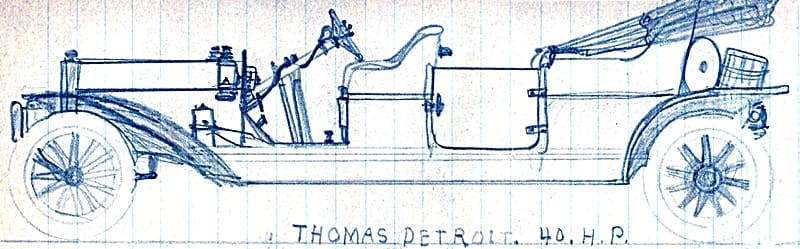 Thomas Detroit 40hp