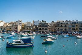 Marsaxlokk, Malta, 2019