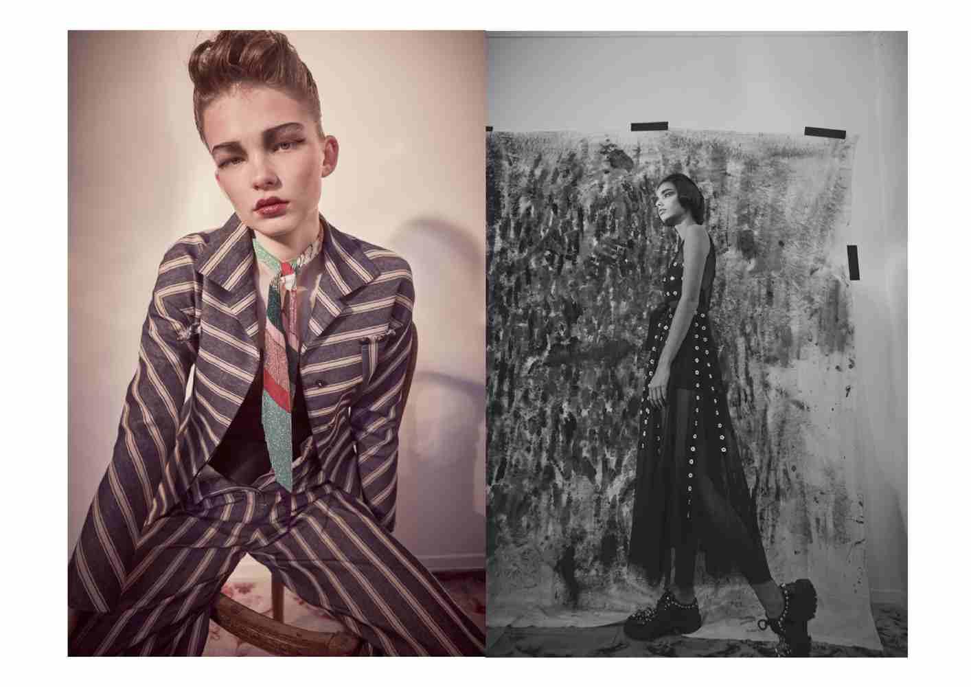 Elisabetta Cavatorta Stylist - Atelier D'artiste - Chiara Romagnoli - Mia Le Journal