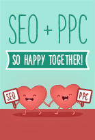 seo + ppc: so happy together end