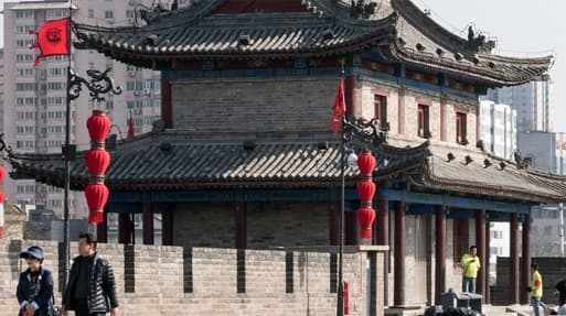 Discovering Shaanxi