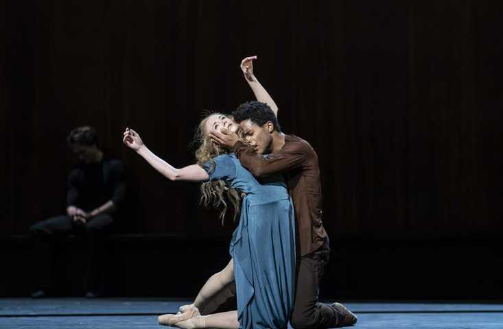 The Cellist - The Royal Ballet