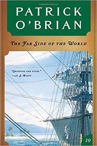 The Far Side of the World, by Patrick O Brian