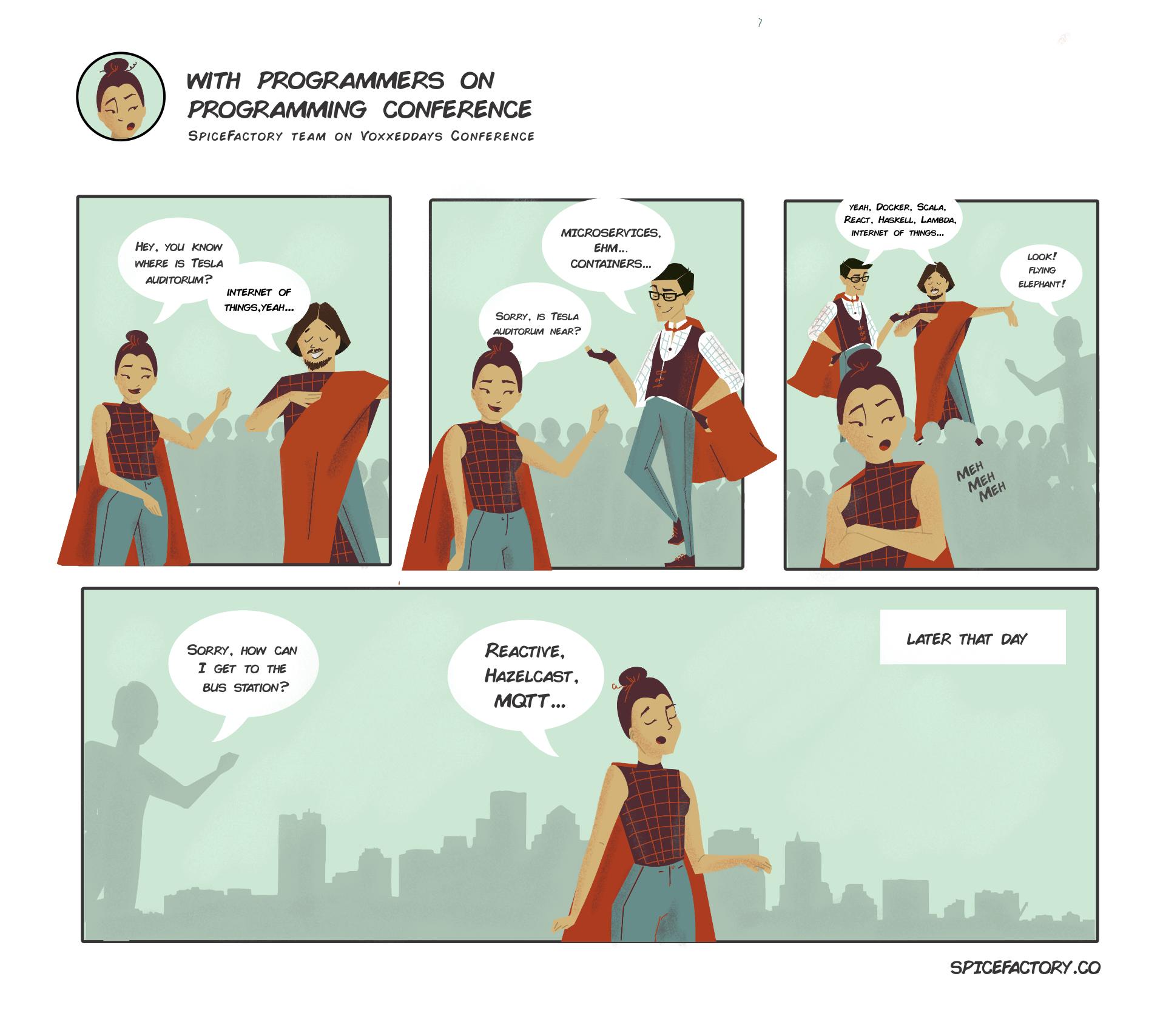 Spicy Comic #4