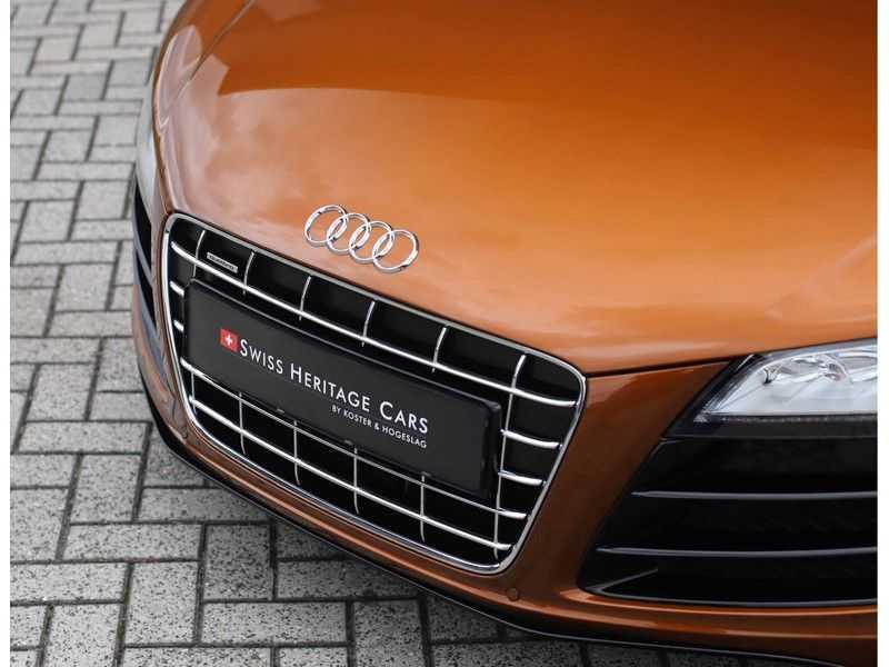 Audi R8 Spyder 5.2 V10 FSI *Magnetic Ride*B&O*Camera* afbeelding 19