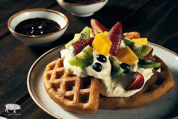 Imagen de Waffles y Pancakes