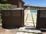 custom pool surround fencing