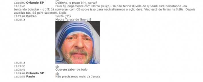 Dallagnol chama Lula de 'Madre Teresa do Guarujá' em conversa com procuradores