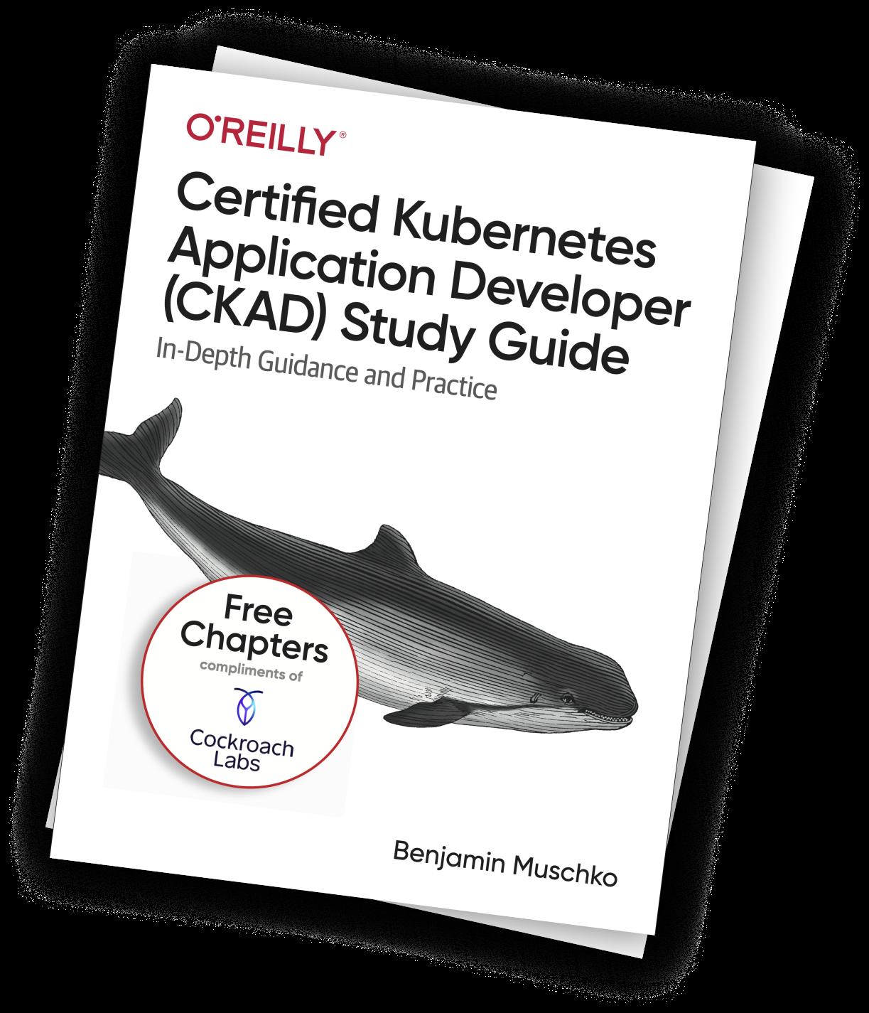 Certified Kubernetes Application Developer | O'Reilly eBook Excerpt