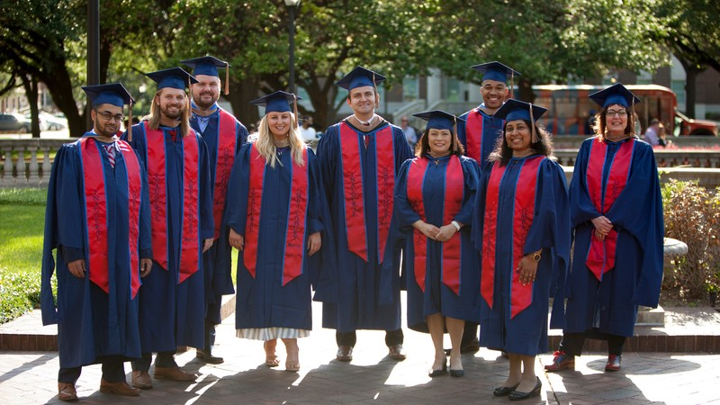 Inaugural SMU Cox Online MBA Cohort