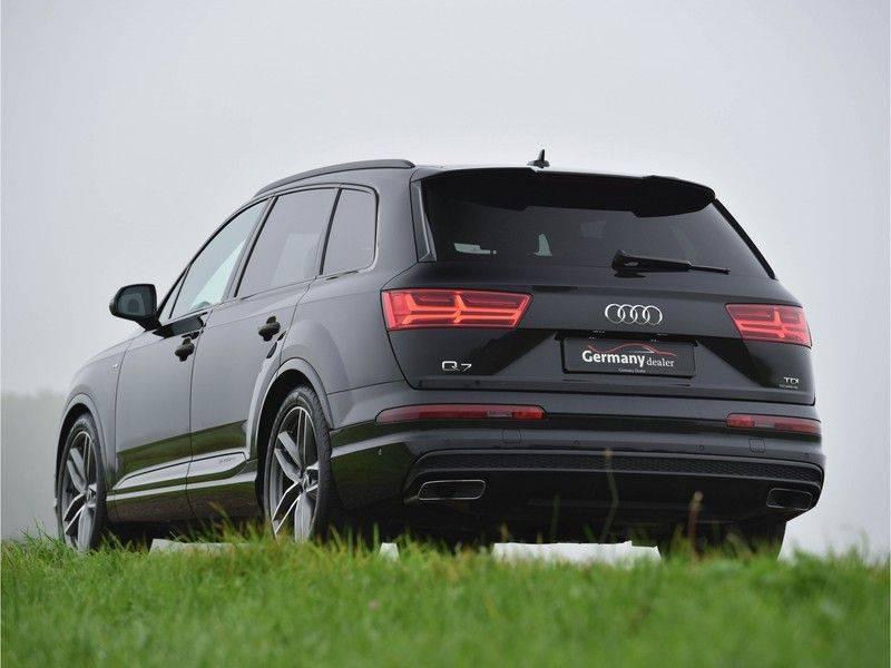Audi Q7 3.0TDI 272Pk S-Line 7p Quattro Lucht Pano Standk Head-Up 360-Camera 21-Inch Trekh afbeelding 5