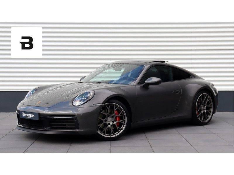 Porsche 911 3.0 Carrera S Sport Chrono, Sportuitlaat, Schuifdak, BOSE afbeelding 1