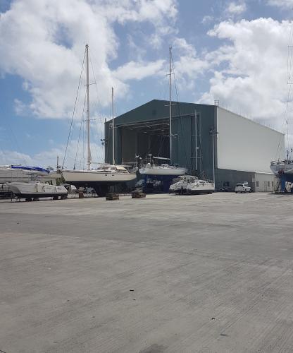 Level 4 Hurricane Storage Facility