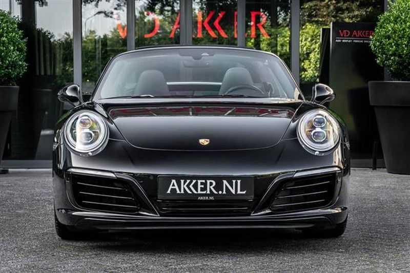 Porsche 911 TARGA 4 SPORT CHRONO+CAMERA+AKRAPOVIC afbeelding 22