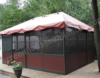 Jardin Spa (All Season) Enclosure