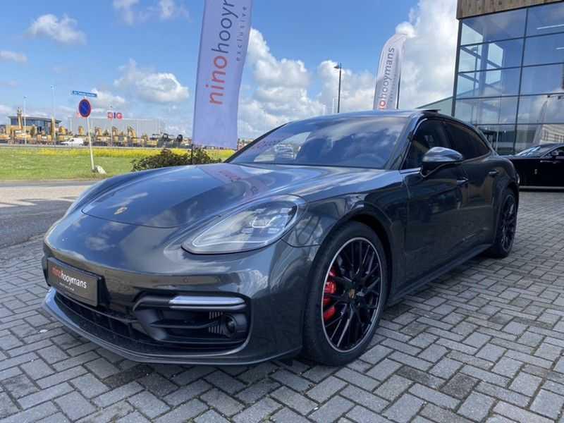 Porsche Panamera GTS Sport Turismo 4.0 | BOSE | Panorama | Alcantara | Comforttoegang | PDLS | PASM afbeelding 1