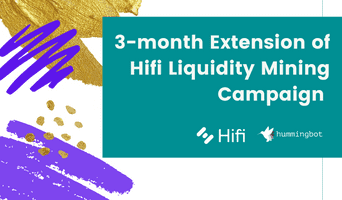 3-month extension for the Hifi (formerly Mainframe) liquidity mining campaign