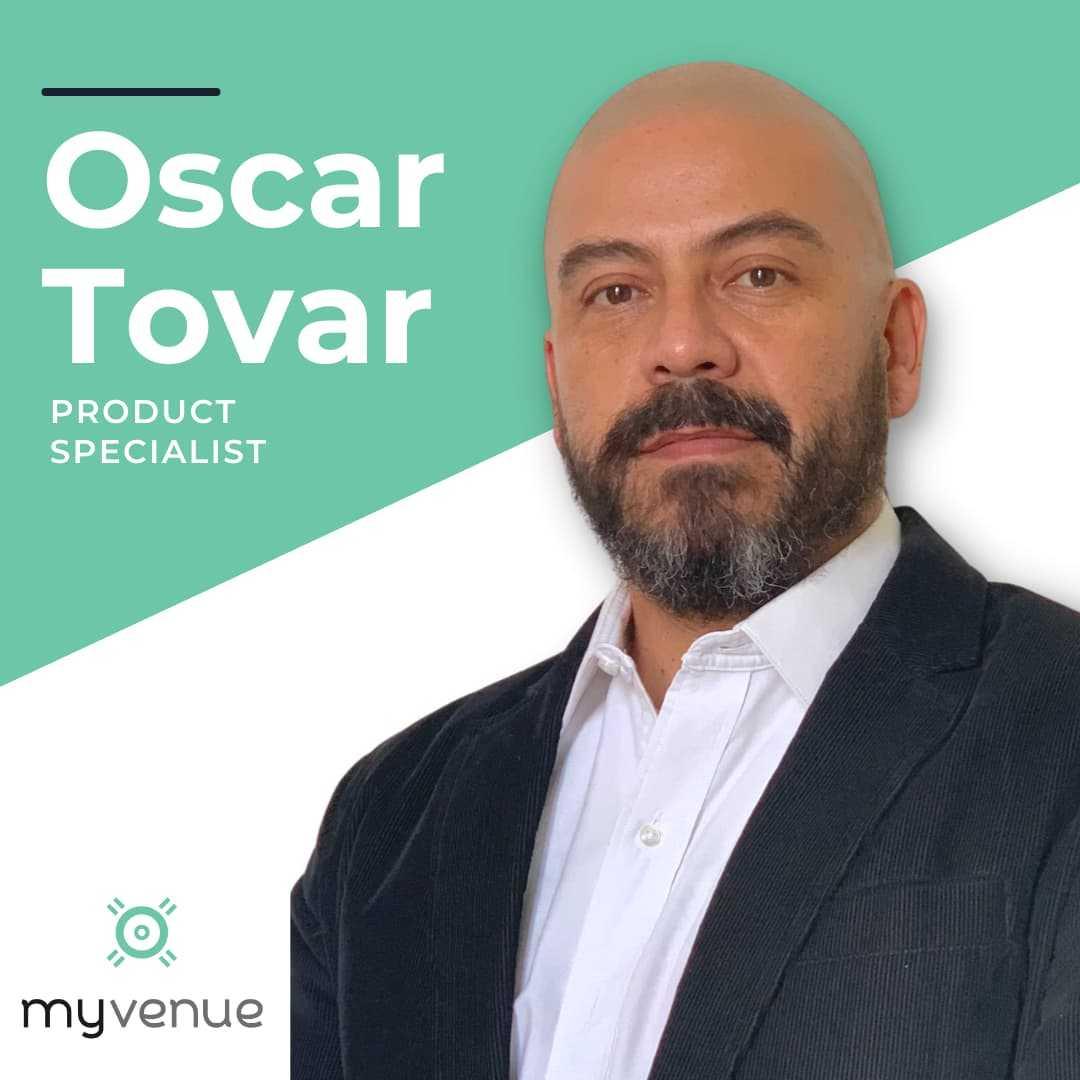 Oscar Tovar Product Specialist