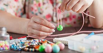Craft Workshop at Potters Resort