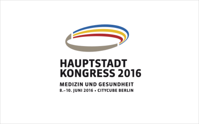Hauptstadt Kongress Berlin 2016