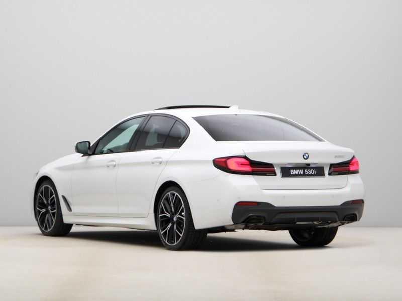 BMW 5 Serie 530i High Exe M-Sport LCI afbeelding 16