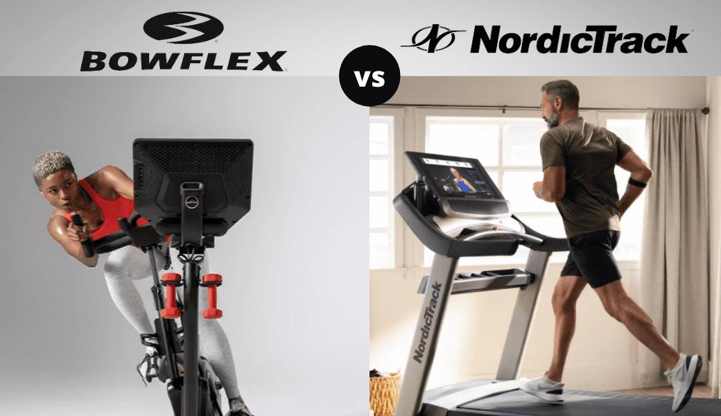 Bowflex vs. NordicTrack - Cover Image