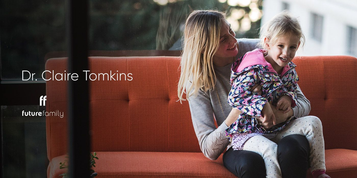 Dr. Claire Tompkins: Future Family